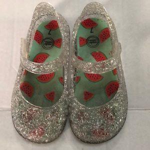 Wonder nation adorable jelly sandals